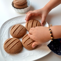 Ragi Butter Cookies | easy recipe using Jaggery