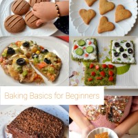 Baking basics for Beginners | How to bake easily at home