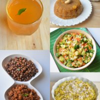 Ram Navami recipes | Konkani dishes made on Shri Ram Navami festival day