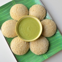 Barnyard Millet idli | No rice Idli recipe