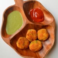 Poha Vegetable cutlet | easy cutlet recipe